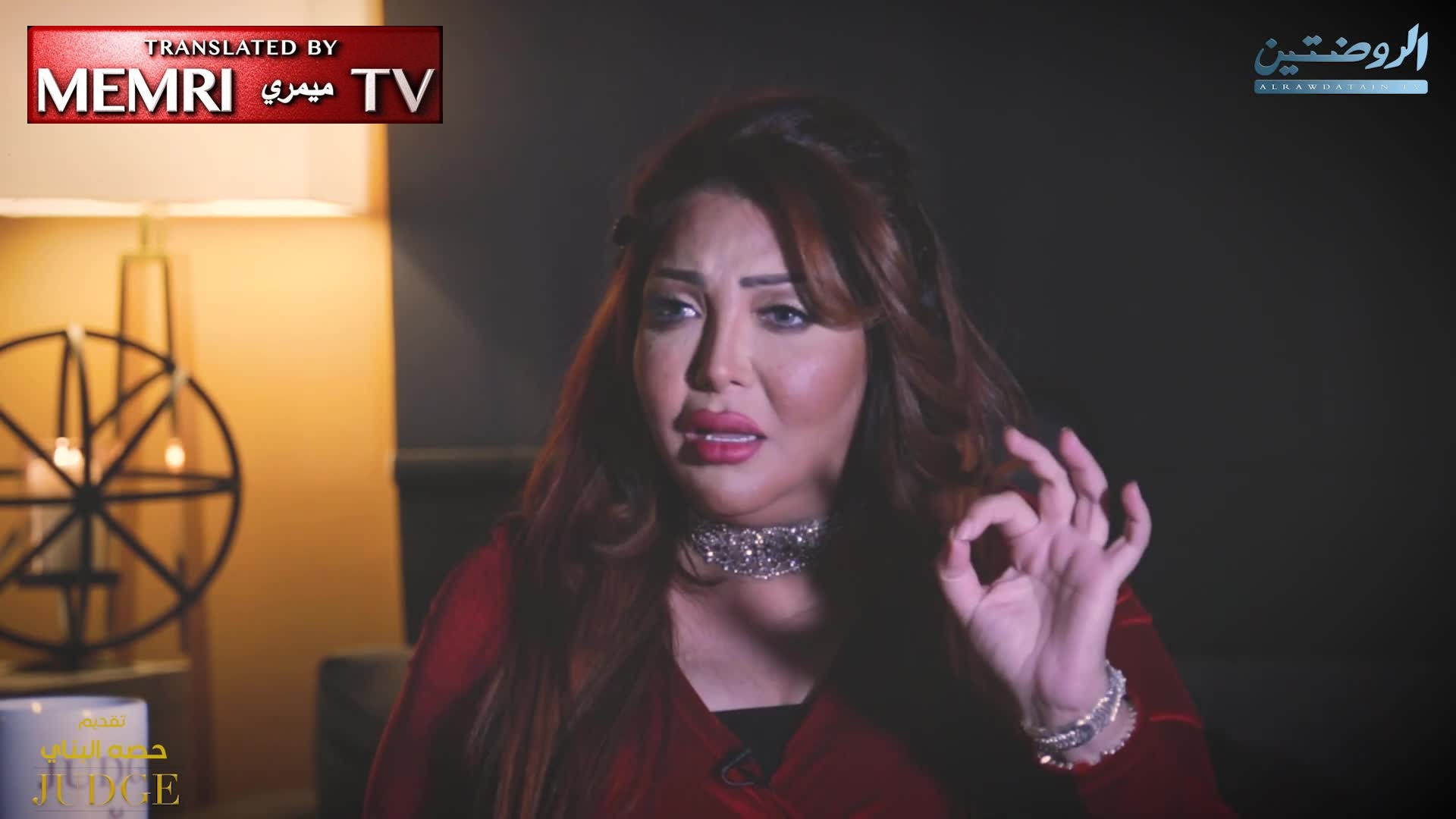 Kuwaiti Singer Dr. Monia Al-Hob: On Judgment Day, We Will All Kill Jews; Jews Will Have Special Gate to Hell